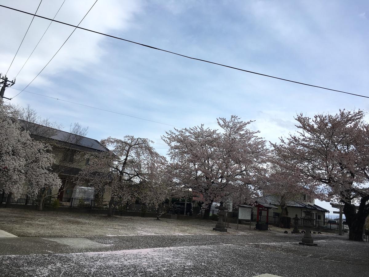 福島県福島市 武隈稲荷神社 2018年4月7日 IMG_3111