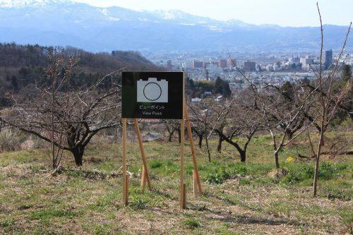 福島県福島市 花見山公園の情報 2019年3月26日 IMG_5680