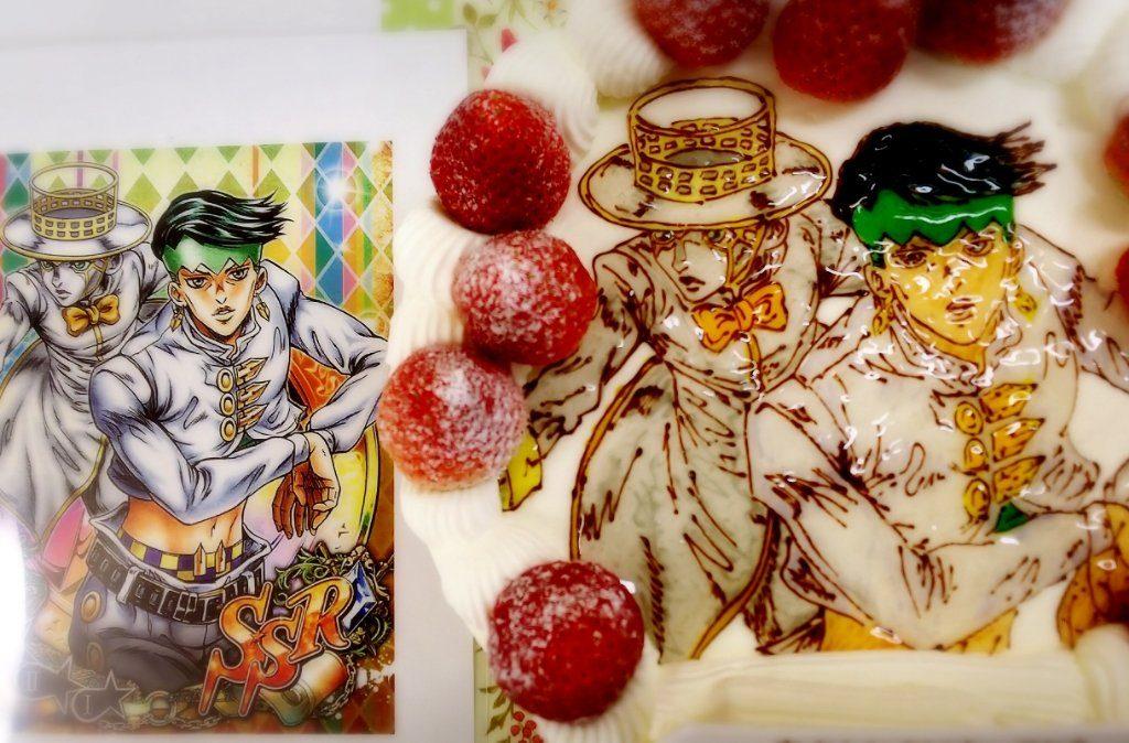 清泉堂キャラクターデコレーションケーキ